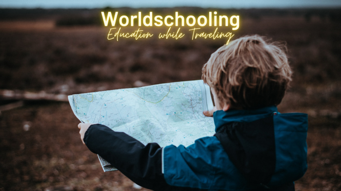 worldschooling Education while traveling