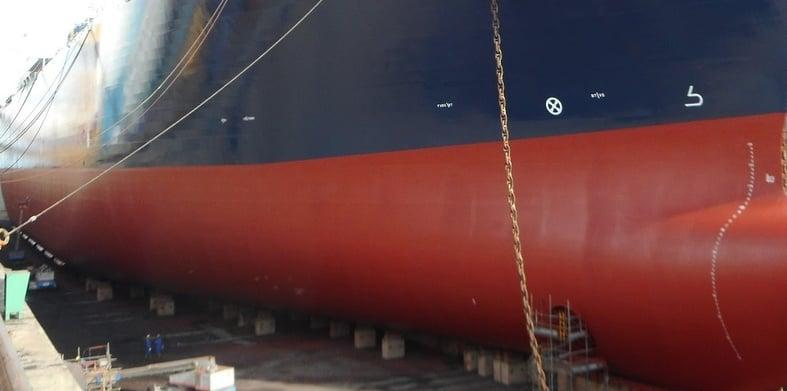 Condo ship Eco-Friendly-Antifouling