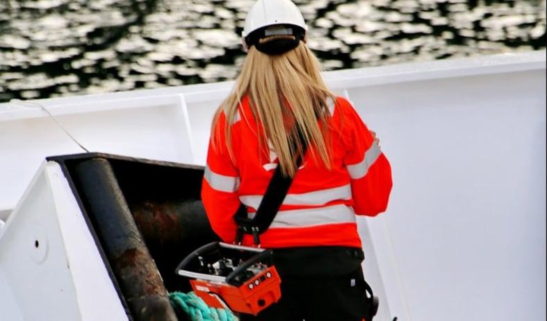 Condo ship Environmental Officer