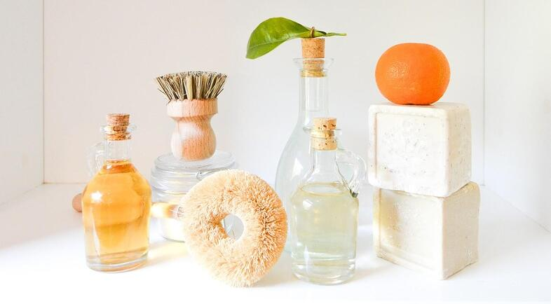 Condo ship market features natural beauty products