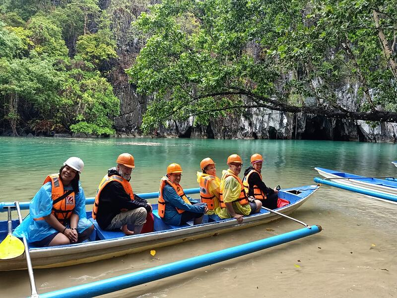 En-route to Puerto Princesa Underground River