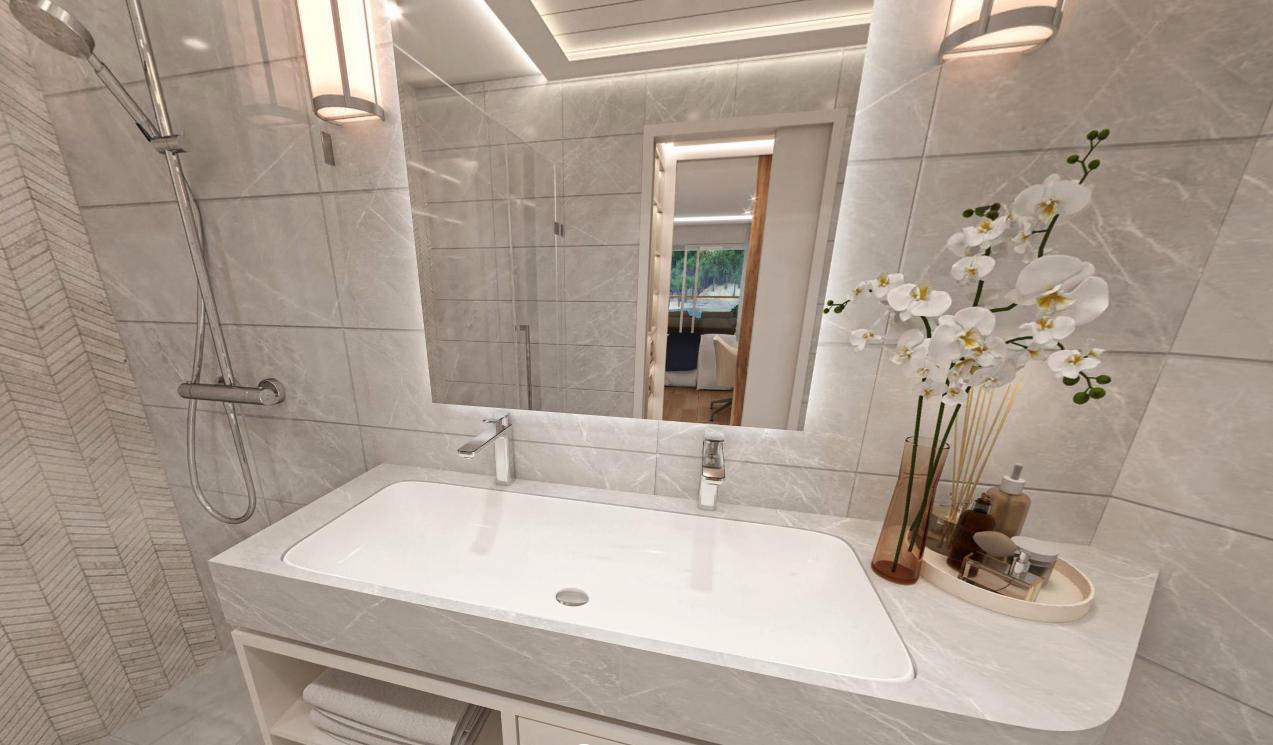 RU4.1 4.2 4.3 4.4 bathroom storylines residential cruise ship